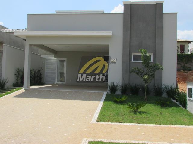 Casa em condomínio à venda, Villa D´Italia, Piracicaba.