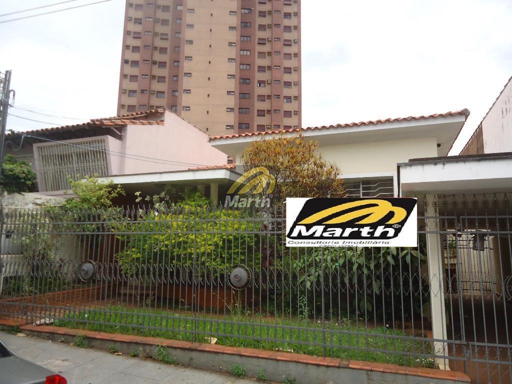 Casa comercial para venda e locação, Centro, Piracicaba.