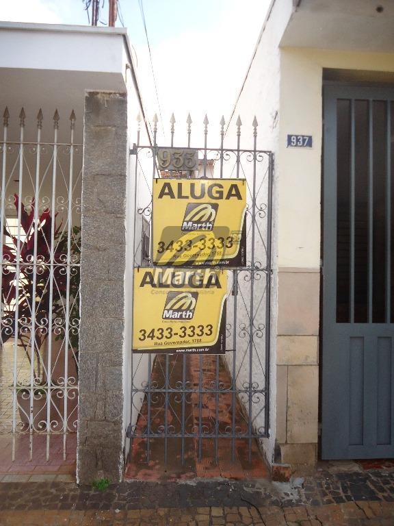 Casa residencial para locação, São Dimas, Piracicaba.