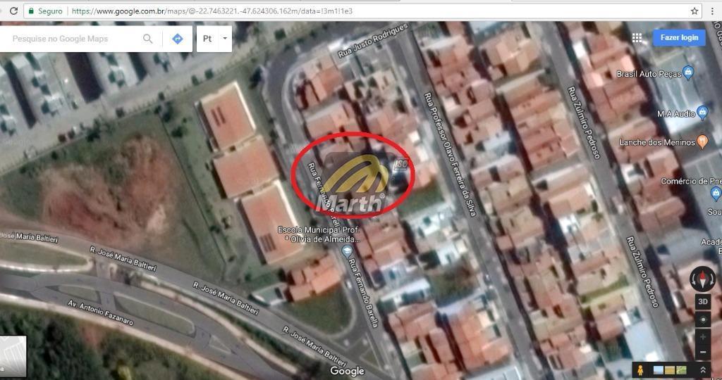 excelente oportunidade. 02 terrenos a venda em piracicaba, bairro pombeva/prezotto, plano, medindo 150,50 cada, sendo 7,00...