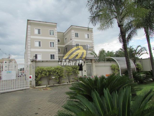 Apartamento residencial à venda, Dois Córregos, Piracicaba - AP0540.