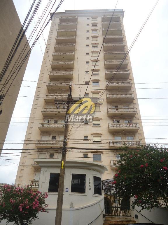 Apartamento residencial para venda e locação, Centro, Piracicaba - AP1513.