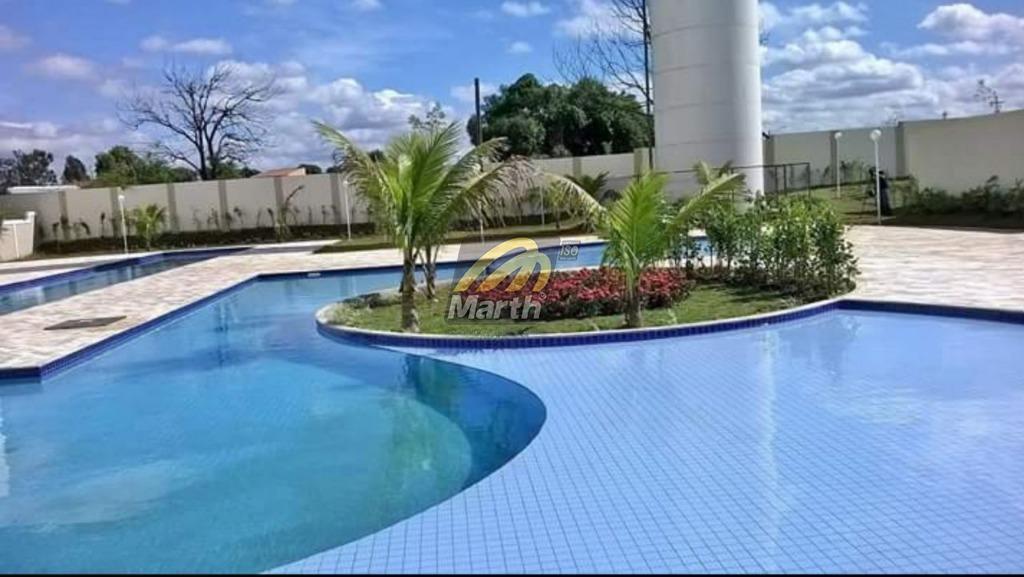 Apartamento residencial à venda, Santa Terezinha, Piracicaba.