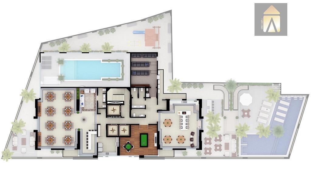 Acqualina Residence