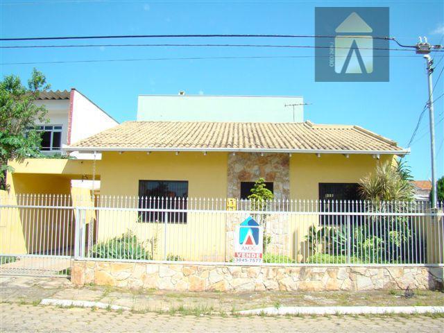 Casa residencial à venda, São Judas, Itajaí - CA0010.