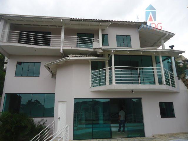 Casa residencial para venda e locação, Fazenda, Itajaí - CA0025.