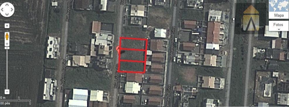 Terreno residencial à venda, Santa Regina, Itajaí - TE0014.