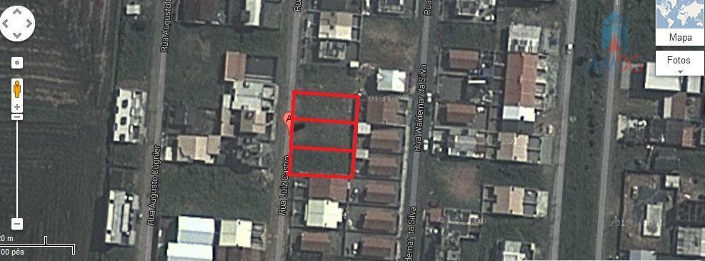 Terreno residencial à venda, Santa Regina, Itajaí - TE0015.