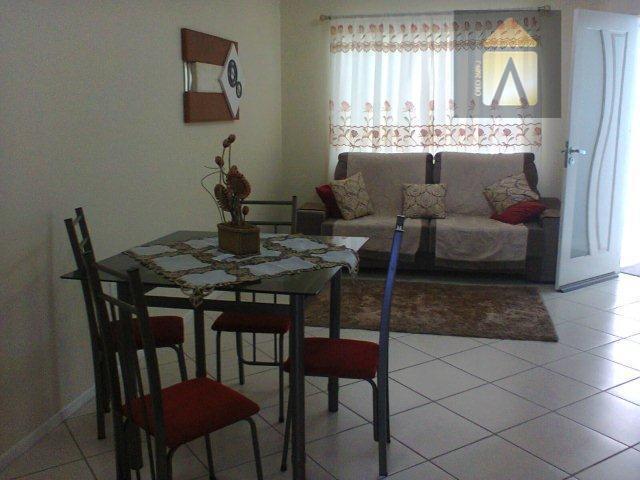 casa com 1 suite, 2 dormitório, living, lavabo, banheiro social, sacada, cozinha, área de serviço, churrasqueira,...