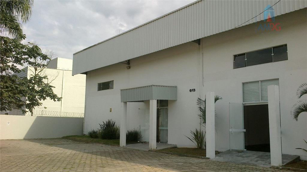 Galpão comercial para locação, Ressacada, Itajaí - GA0002.