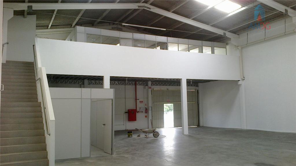 Galpão comercial para locação, Ressacada, Itajaí - GA0003.