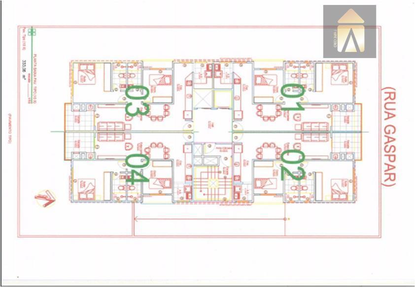 residencial arcádiapróximo ao centro/itajaí, uni vali e acesso fácil a br-101 norte e sul.fiúsa lima.pronto para...