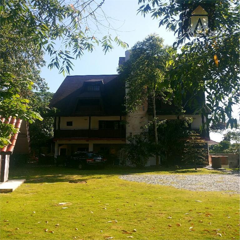 Casa residencial à venda, Cabeçudas, Itajaí - CA0070.