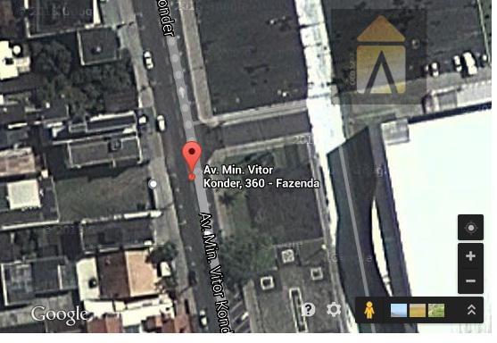 Terreno comercial à venda, Fazenda, Itajaí - TE0036.