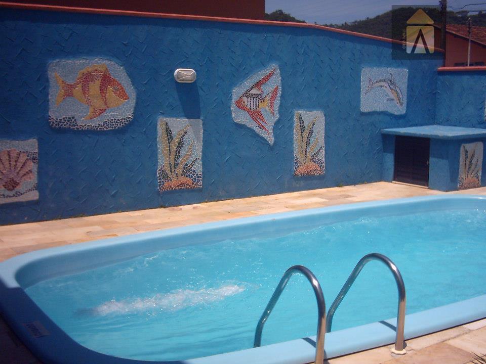 Casa residencial à venda, Fazenda, Itajaí - CA0073.