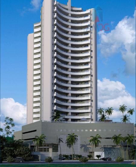 Apartamento residencial à venda, Centro, Itajaí - AP0115.