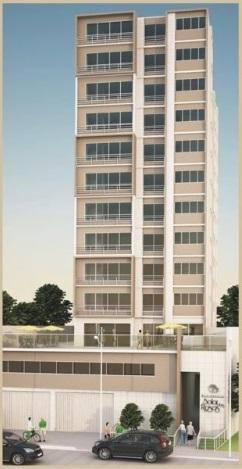 Apartamento residencial à venda, Centro, Itajaí - AP0143.