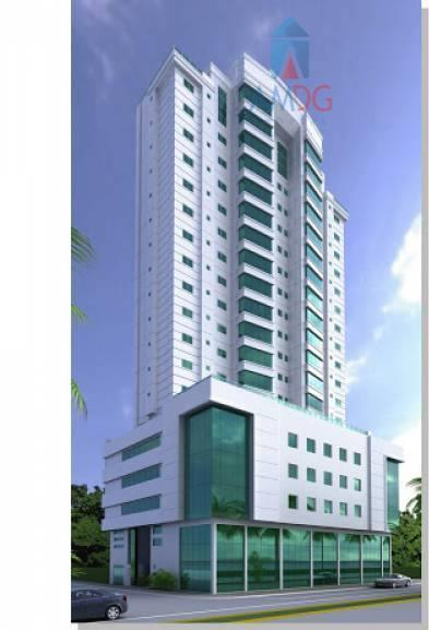 Apartamento residencial à venda, Centro, Balneário Camboriú - AP0148.