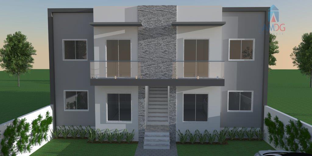 Apartamento residencial à venda, São Vicente, Itajaí - AP0181.