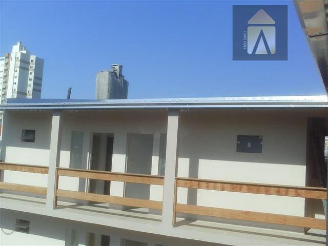 Apartamento residencial para locação, Fazenda, Itajaí - AP0811