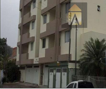 Apartamento residencial para locação, Fazenda, Itajaí - AP0228.