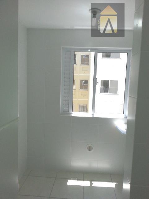 Apartamento residencial à venda, Carvalho, Itajaí - AP0292.