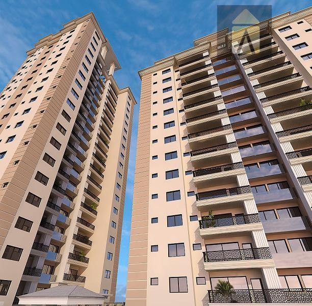 Apartamento residencial à venda, Fazenda, Itajaí - AP0306.
