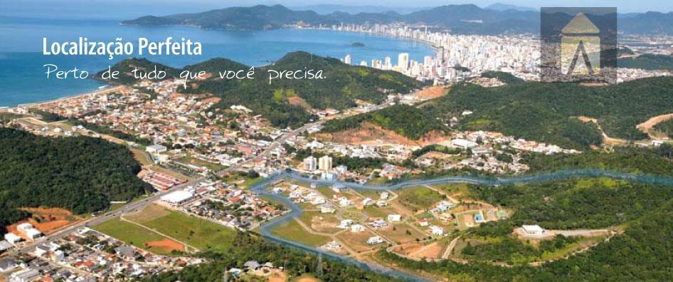 Terreno residencial à venda, Praia Brava, Itajaí - TE0081.