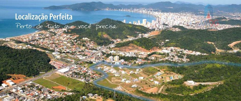 Terreno residencial à venda, Praia Brava, Itajaí - TE0091.