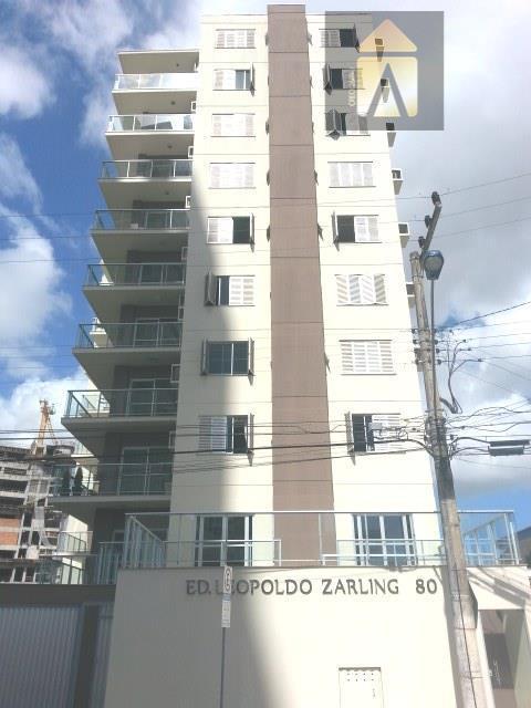 Apartamento residencial à venda, Centro, Itajaí - AP0314.