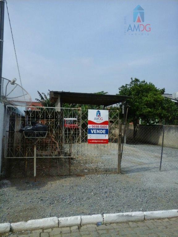 Terreno residencial à venda, São Vicente, Itajaí - TE0101.