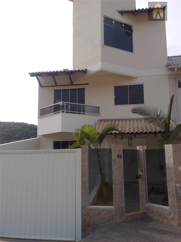 Sobrado residencial à venda, Ariribá, Balneário Camboriú - SO0052.