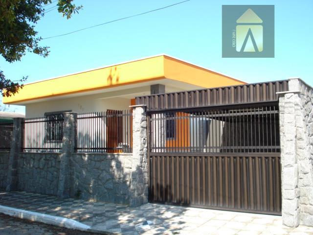 Casa residencial à venda, São Judas, Itajaí - CA0166.