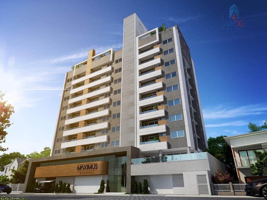 Apartamento residencial à venda, São João, Itajaí - AP0385.