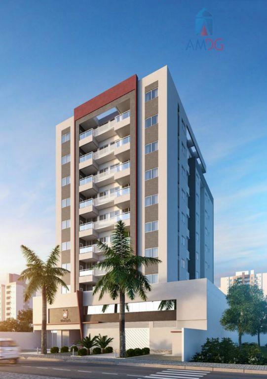 Apartamento residencial à venda, Cordeiros, Itajaí - AP0396.
