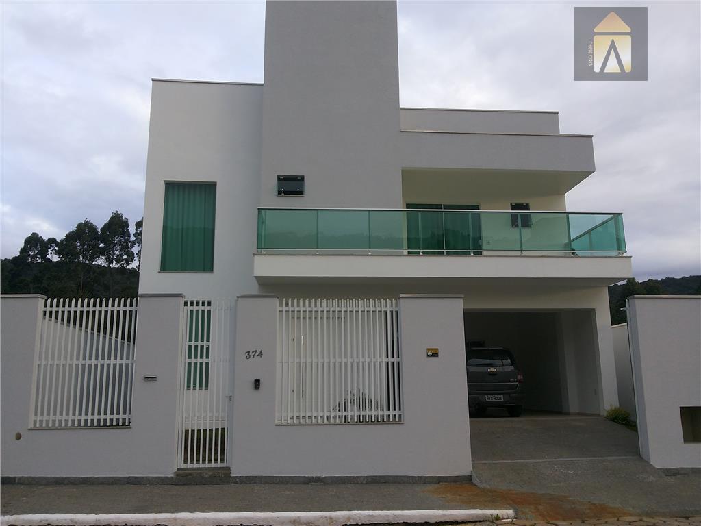 Sobrado residencial à venda, Ressacada, Itajaí - SO0005.