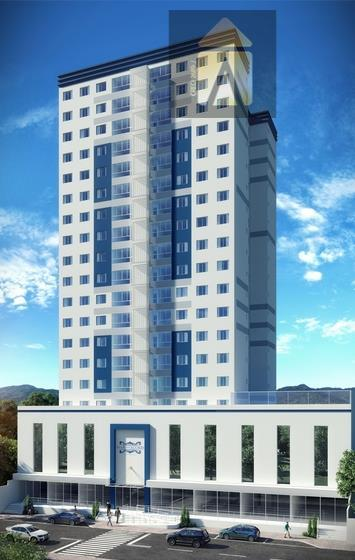 Apartamento residencial à venda, Centro, Itajaí - AP0406.