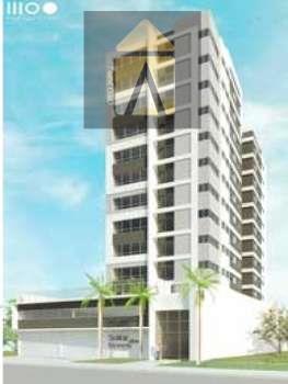 Apartamento residencial à venda, Centro, Itajaí - AP0414.