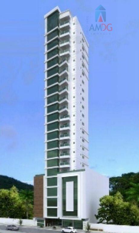 Apartamento residencial à venda, Centro, Balneário Camboriú - AP0417.