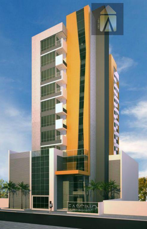 Apartamento residencial à venda, Centro, Itajaí - AP0418.