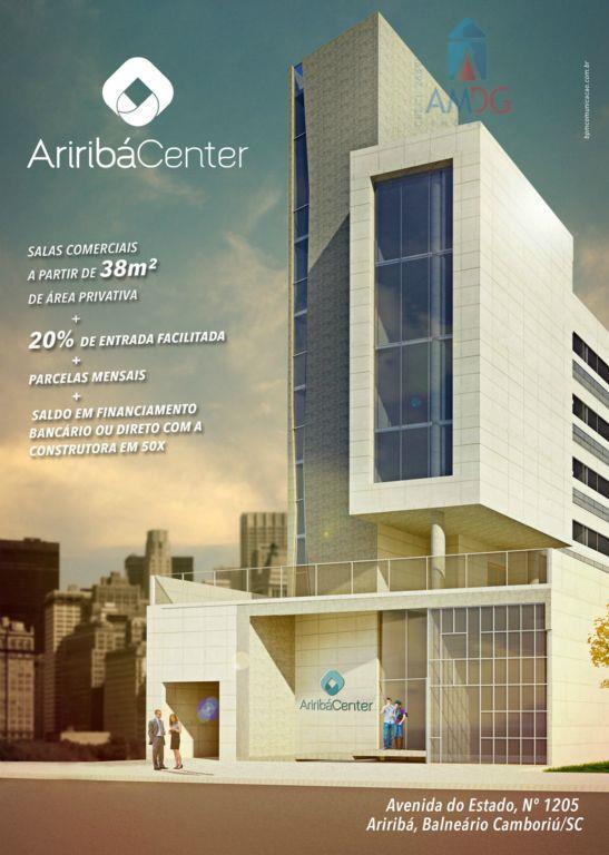Sala comercial à venda, Nações, Balneário Camboriú - SA0032.