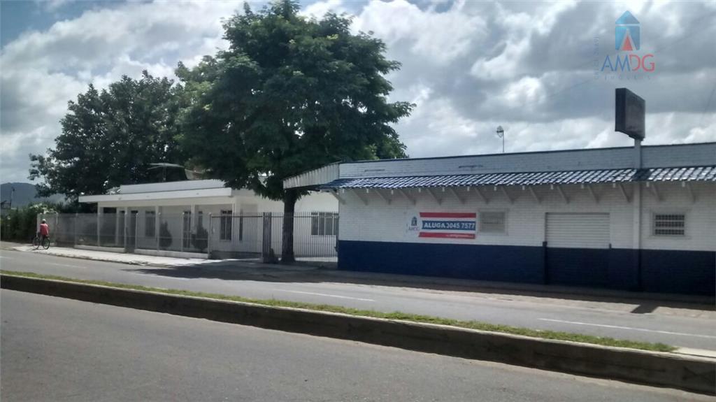 Área comercial para venda e locação, Cordeiros, Itajaí - AR0010.