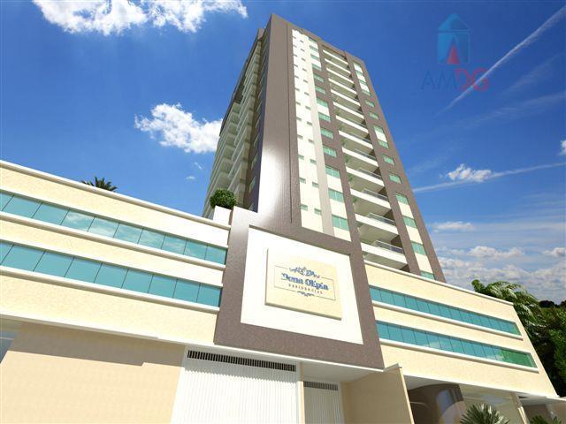 Apartamento residencial à venda, Vila Operária, Itajaí - AP0476.