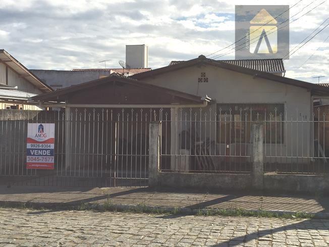 Casa residencial à venda, Cordeiros, Itajaí - CA0213.