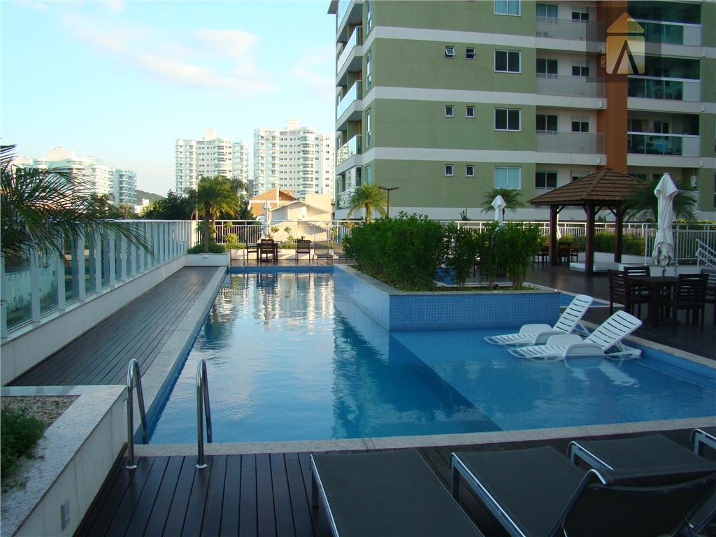 Apartamento residencial à venda, Praia Brava, Itajaí - AP0522.