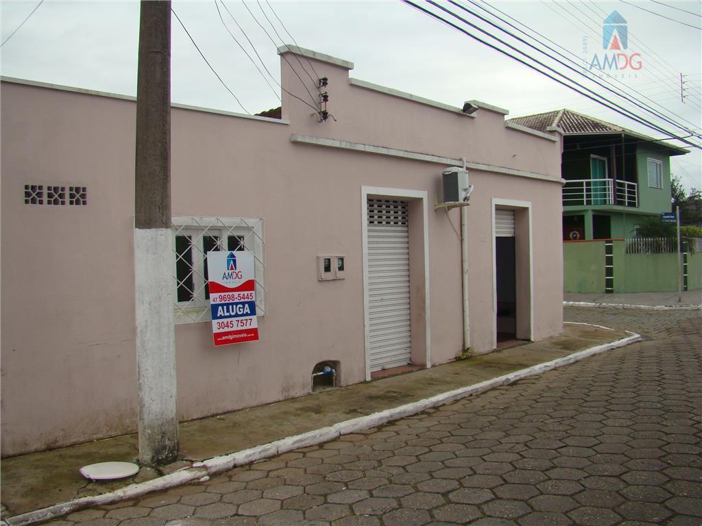 Sala comercial para locação, São João, Itajaí - CA0214.