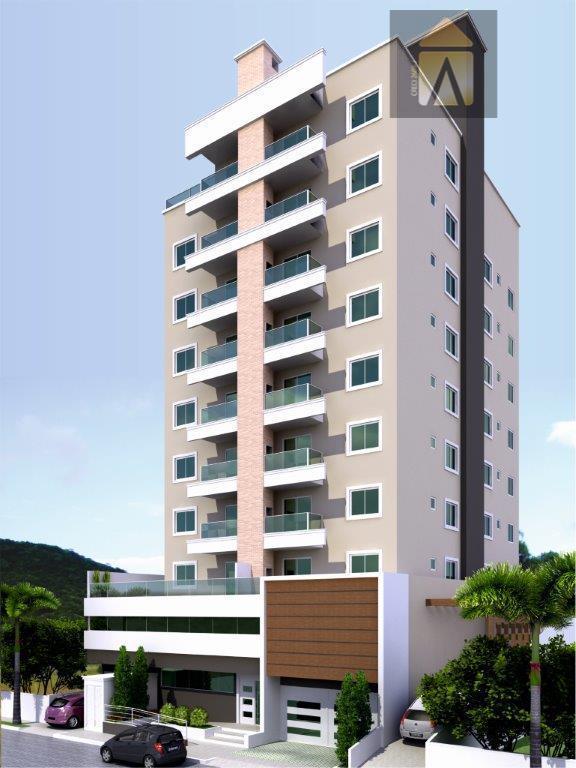 Apartamento residencial à venda, São João, Itajaí - AP0559.