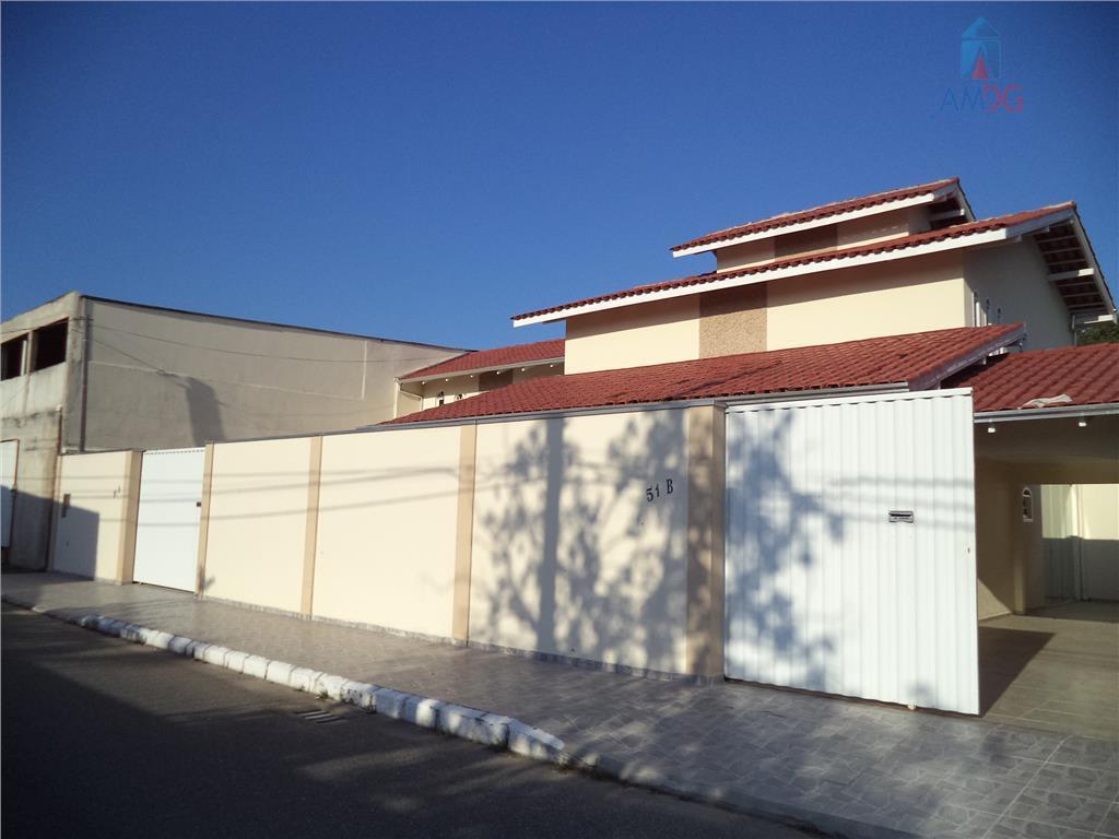 Casa residencial para venda e locação, São João, Itajaí - CA0237.