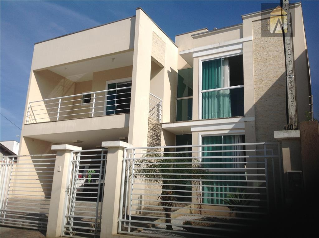 Sobrado residencial à venda, Murta, Itajaí - SO0068.