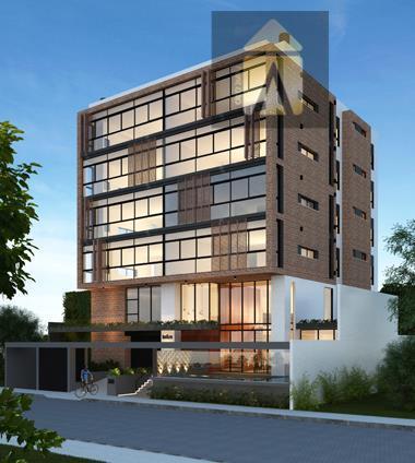 Apartamento residencial à venda, Praia Brava, Itajaí - AP0613.